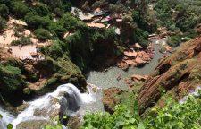 Groepsexcursie Ouzoud watervallen